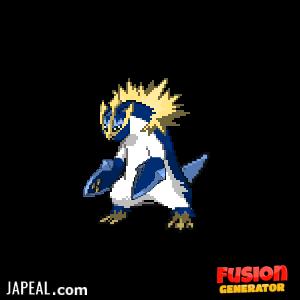 ✖ Pokemon Fusion Generator